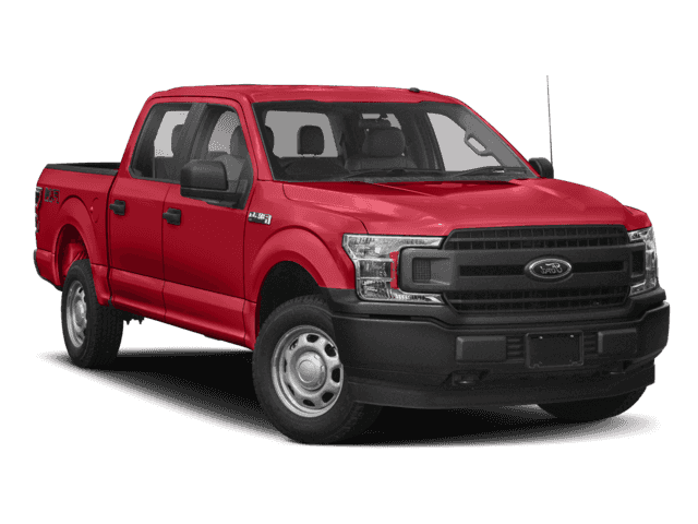 New 2018 Ford F-150 4WD SUPERCREW 157 XL