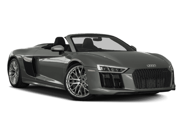 New 2018 Audi R8 Spyder V10 Plus Convertible In Fremont 2200