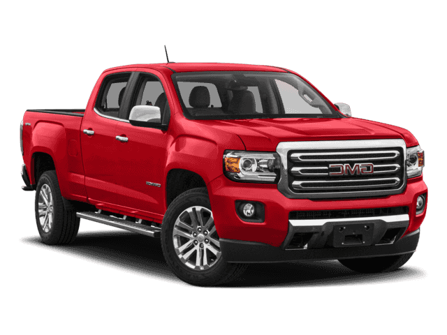 Used GMC Canyon SLT