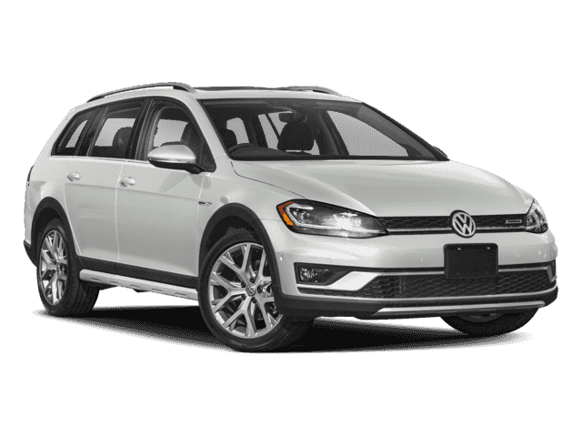 New 2018 Volkswagen Golf Alltrack -