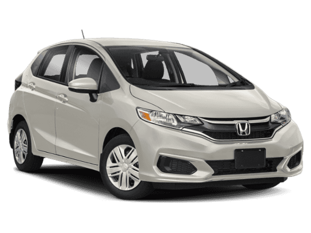 New 2020 Honda Fit LX FWD 4D Hatchback