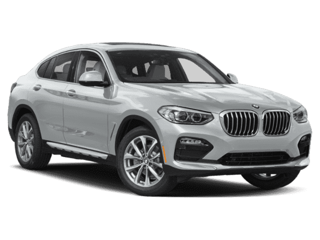 New 2021 BMW X4 xDrive30i xDrive30i