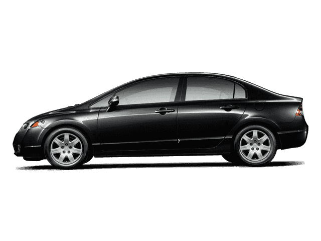 Pre-Owned 2010 Honda CIVIC LX Sedan 4