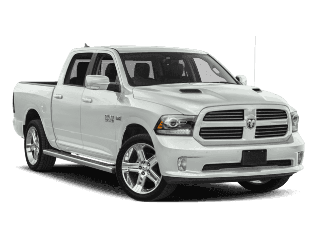 New 2018 Ram 1500 Night