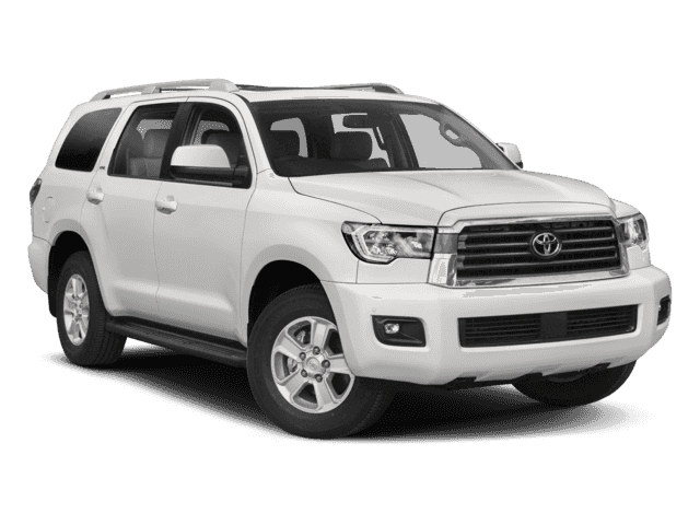 New 2018 Toyota Sequoia TRD Sport