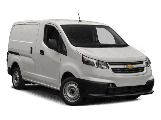 New 2015 Chevrolet City Express 1LT