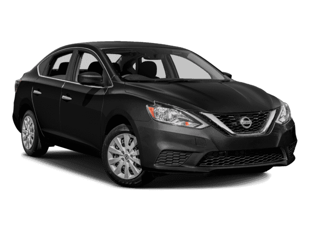 New 2017 Nissan Sentra S FWD 4D Sedan