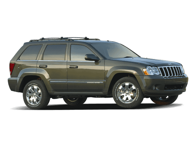 Pre-Owned 2009 Jeep Grand Cherokee Limited With Navigation & 4WD