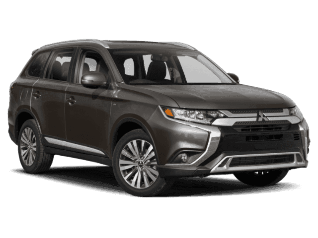 New 2020 Mitsubishi Outlander GT