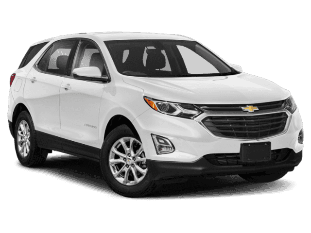 New 2020 Chevrolet Equinox Lt 4d Sport Utility In Plant City