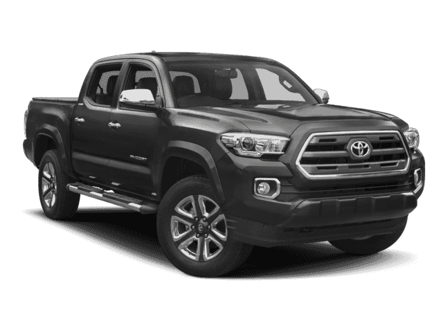 New 2017 Toyota Tacoma Limited Double 4x4