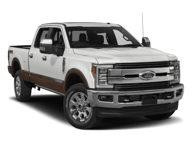 New 2018 Ford F-250SD King Ranch