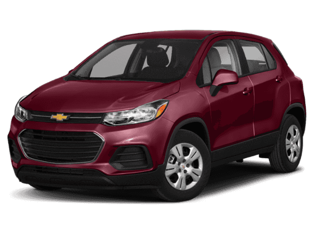 New 2019 Chevrolet Trax AWD LS All Wheel Drive Crossover - Demo