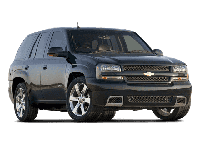 Pre-Owned 2008 CHEVROLET TRAILBLAZER LT Sport U
