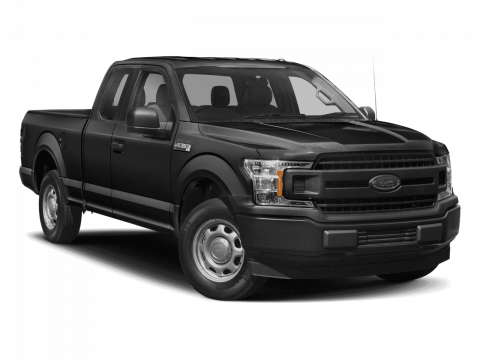 2018 Ford F-150 XL 4WD Super Cab