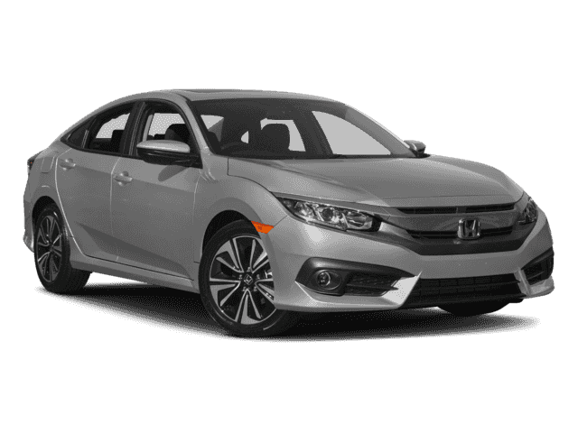 New 2017 Honda Civic Sedan EX-T Front Wheel Drive