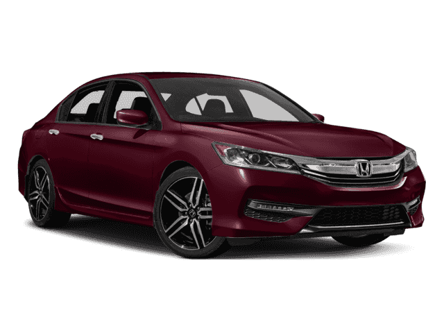New 2017 Honda Accord Sedan Sport FWD 4dr Car