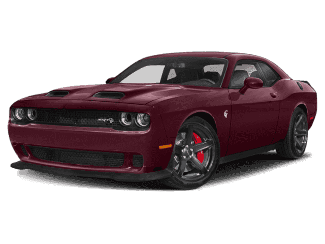 New 2019 DODGE Challenger SRT Hellcat Redeye Widebody RWD
