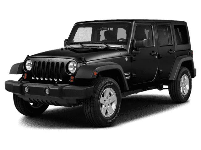 New 2018 JEEP Wrangler Unlimited Unlimited Sport S