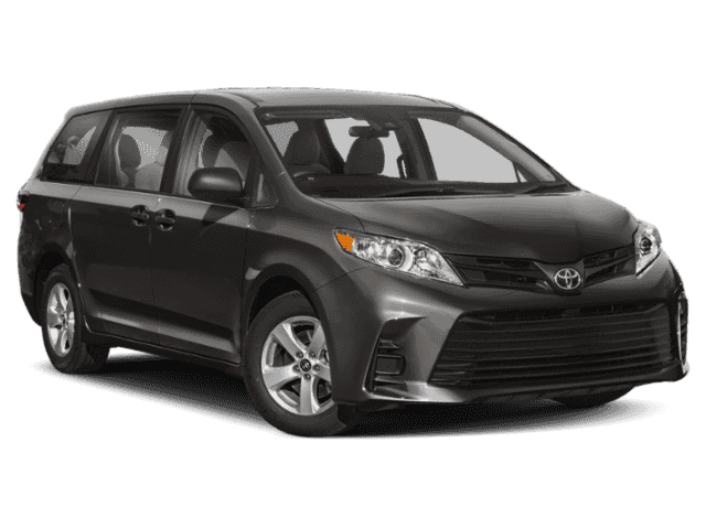 7 Passenger Vehicles >> New 2019 Toyota Sienna L Fwd 7 Passenger Mini Van Passenger In