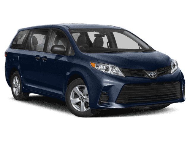 New 2019 Toyota Sienna LE 8 Passenger (w/accessories, see description)