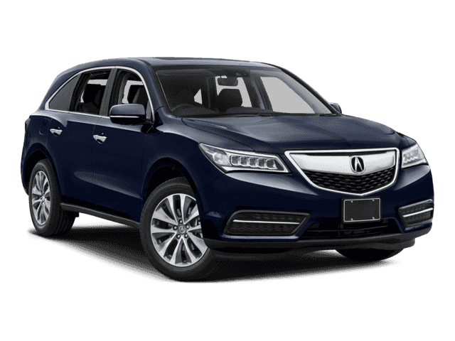 New 2016 Acura MDX w/Tech/Entertainment