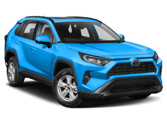 Stock #: 38279 Blue 2019 Toyota RAV4 LE 4D Sport Utility in Milwaukee, Wisconsin 53209