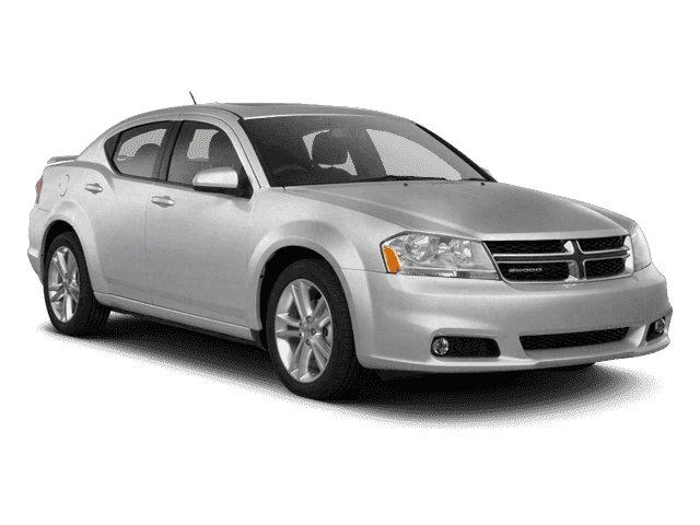 Pre-Owned 2012 DODGE AVENGER SE SEDAN 4