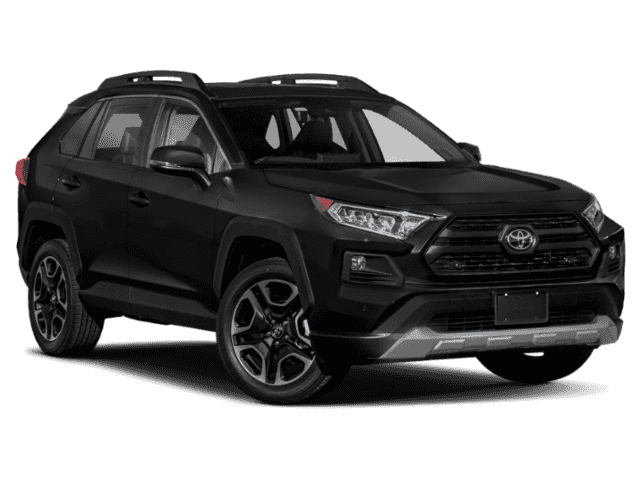 Stock #: 39023 Midnight Black Metallic 2020 Toyota RAV4 TRD Off Road 4D Sport Utility in Milwaukee, Wisconsin 53209