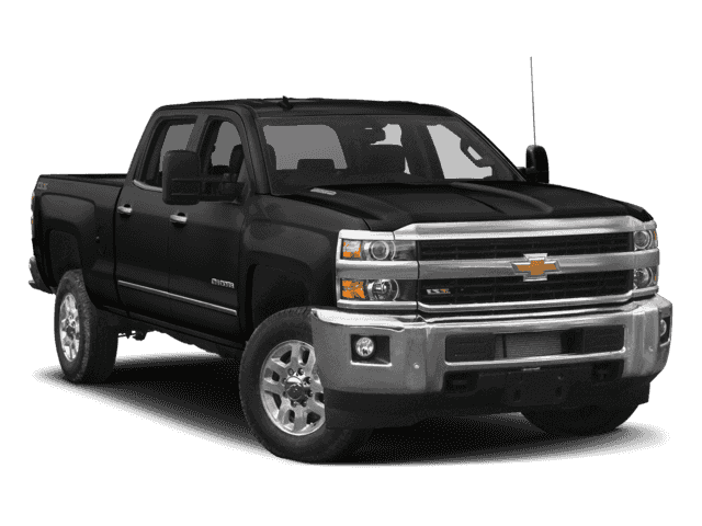 New Chevrolet Silverado 2500HD LTZ