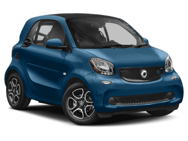 New 2019 smart fortwo coupe EQ fortwo