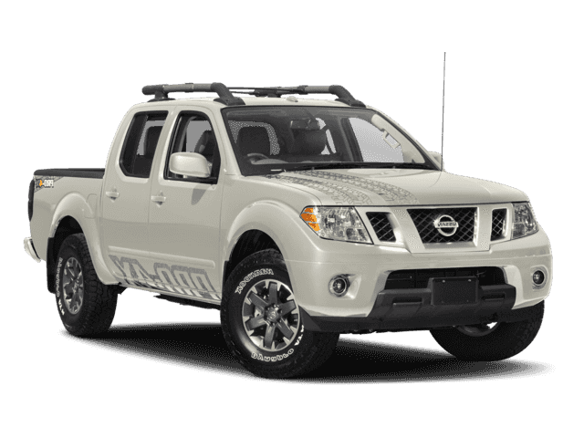 new 2017 nissan frontier pro 4x 4d crew cab in orem 2n70421 ken garff nissan of orem. Black Bedroom Furniture Sets. Home Design Ideas
