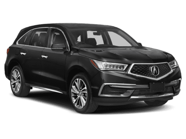 New 2020 Acura MDX Tech SH-AWD