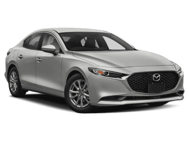 New 2020 Mazda3 Base Base FWD 4D Sedan