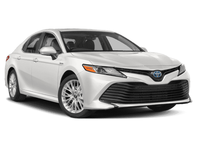 New 2019 Toyota Camry Hybrid Se 4dr Car In San Antonio 921459