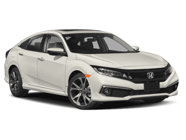 New 2019 Honda Civic TOURING 1.5T