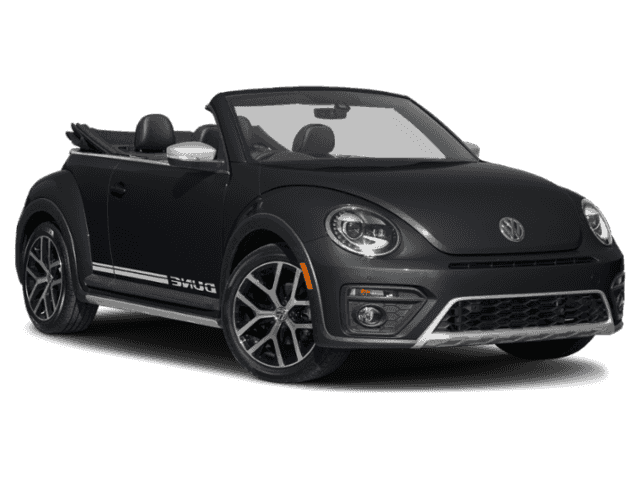 New 2019 Volkswagen Beetle Dune Convertible 2.0T 6sp at w/Tip