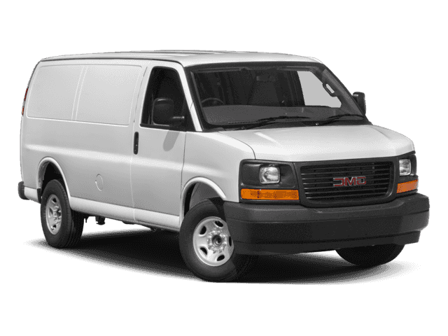 New 2018 GMC Savana 2500 Work Van