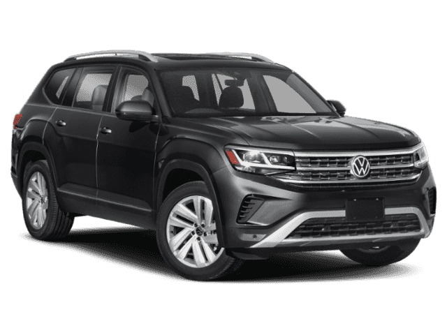 2021 Volkswagen Atlas V6 SE with Technology R-Line