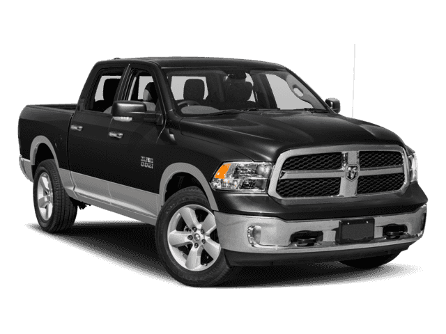 New 2018 RAM 1500 Big Horn Crew 4x4 4WD