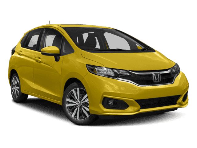 2018 Honda Fit EX-L Wagon