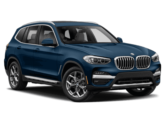 New 2021 BMW X3 xDrive30e Plug-In Hybrid