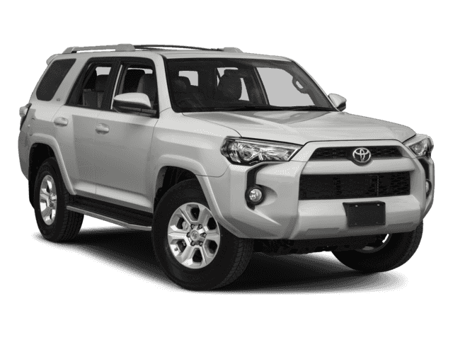 New 2018 TOYOTA 4Runner 4WD SR5 (V6) Four Wheel Drive UT
