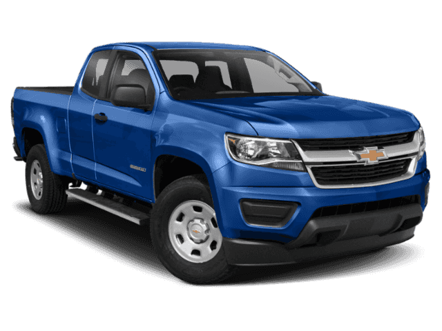 New 2020 Chevrolet Colorado 2WT Crew