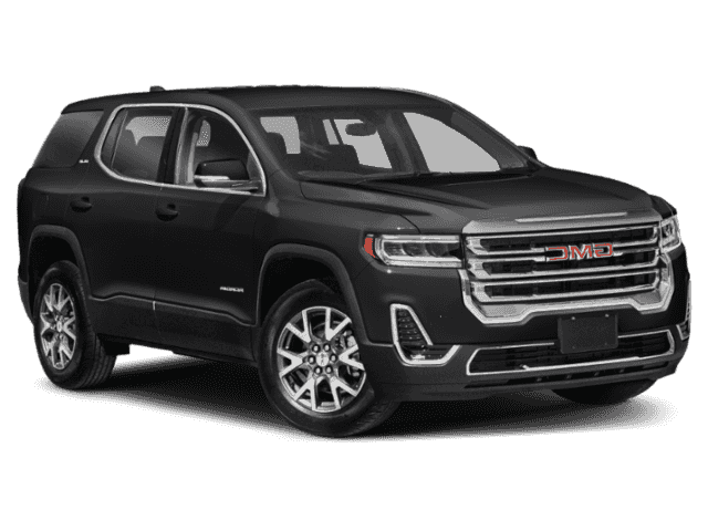 New 2020 GMC Acadia AWD 4dr SLE