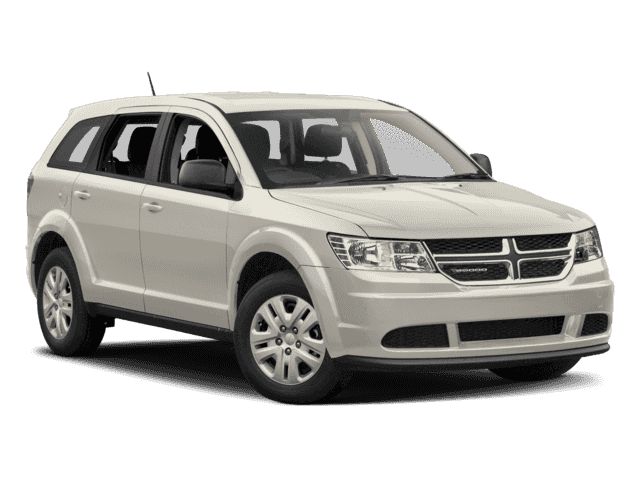 New 2018 Dodge Journey SE