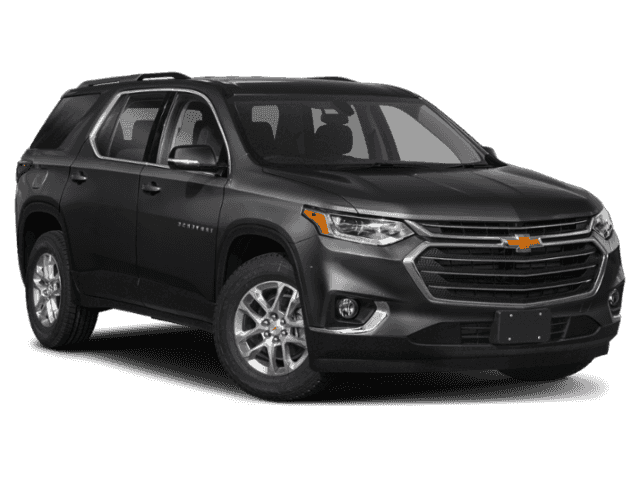 New 2020 Chevrolet Traverse LT True North