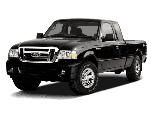 Pre-Owned 2009 Ford Ranger 4WD 4dr SuperCab 126 XLT