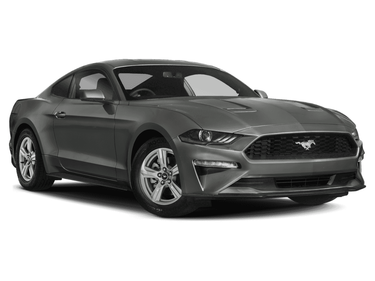 2020 Ford Mustang EcoBoost Premium RWD 2D Coupe