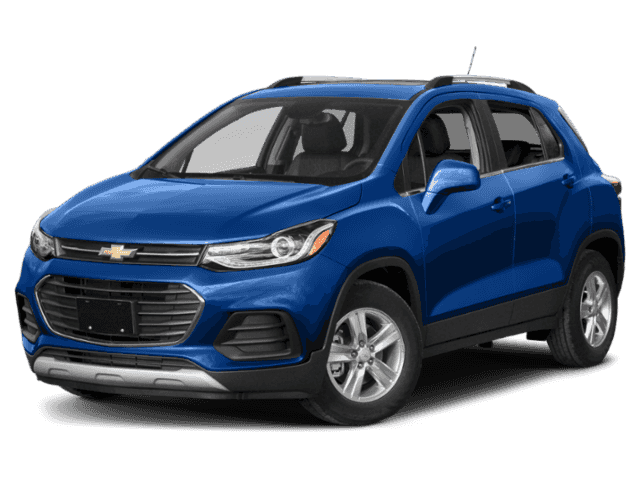 New 2019 Chevrolet Trax AWD LT All Wheel Drive Crossover - Demo